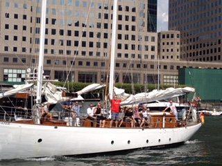 Shearwater Yacht Charter