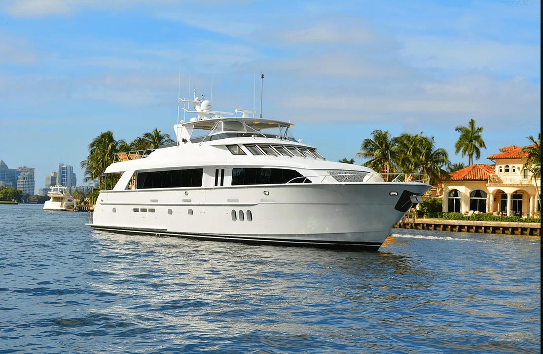 Avanti Yacht Charter NYC