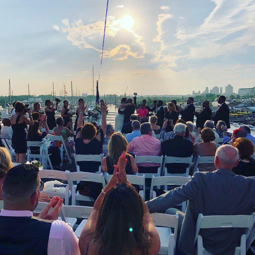 Yacht Wedding NYC