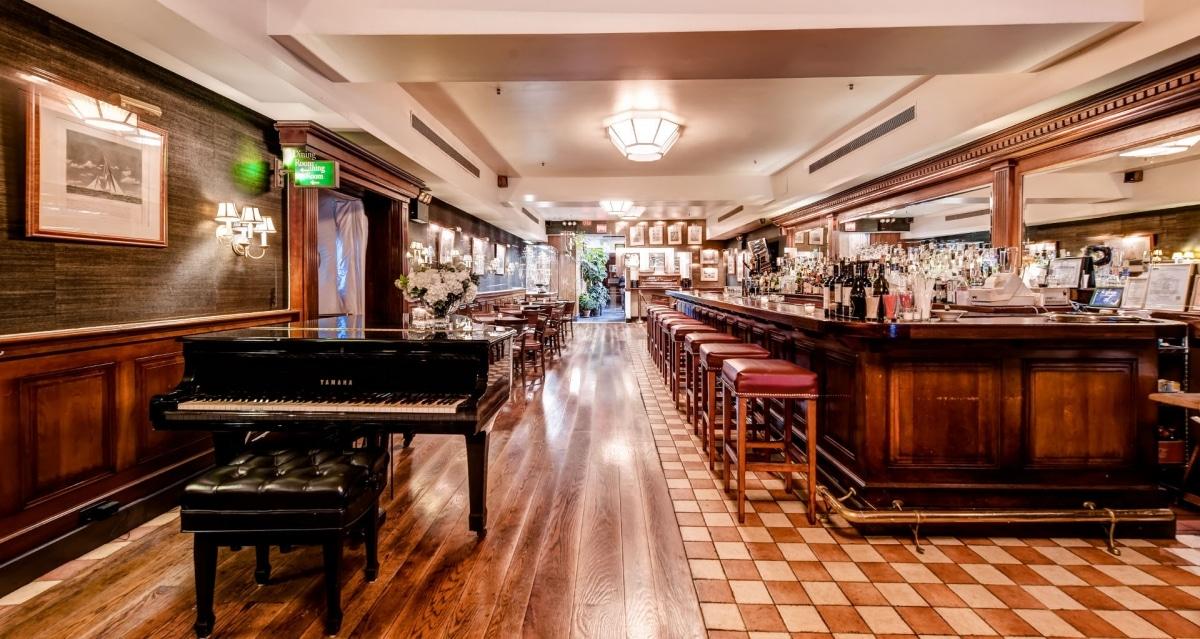 The Water Club NYC Bar