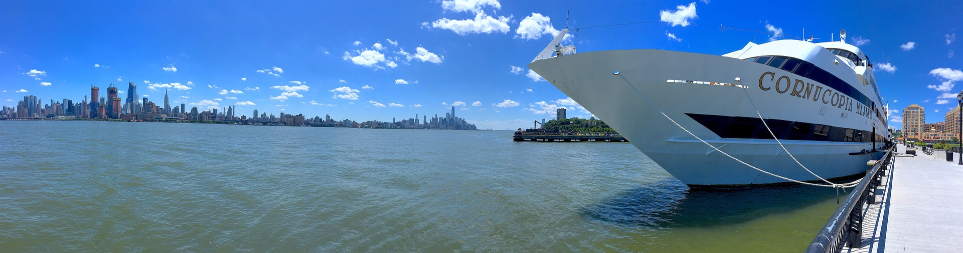 NYC Port View Yacht Charter NYC