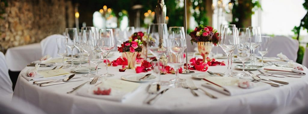Wedding Dinner Ideas - Diverse