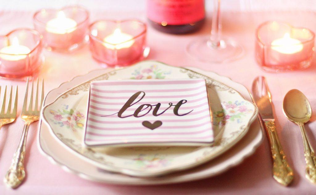 Wedding Dinner Ideas - Seated Dinner