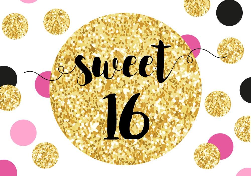 sweet 16 birthday celebration yacht rental nyc