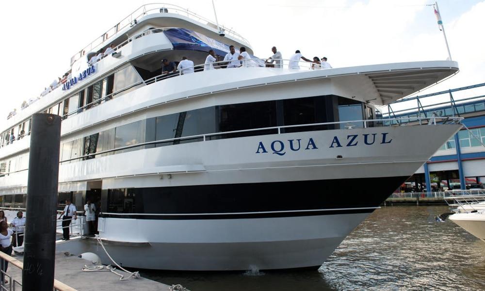 Aqua-Azul