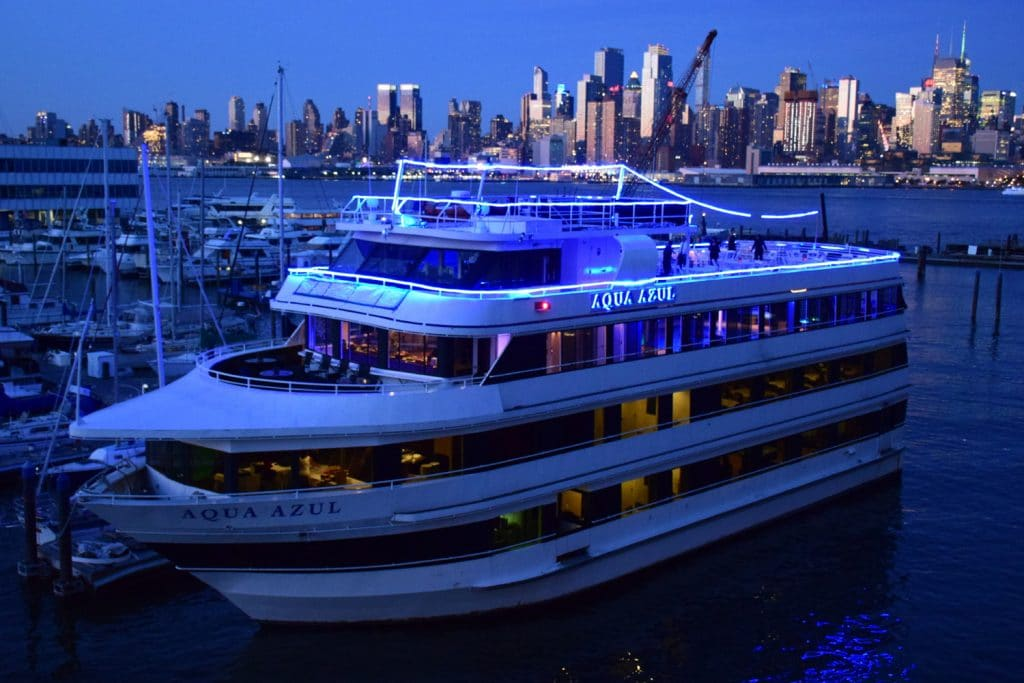 aqua-azul charter nyc