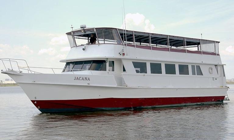Jacana Yacht