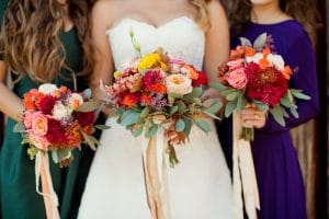 fall wedding color ideas - wedding planning - wedding venue nyc
