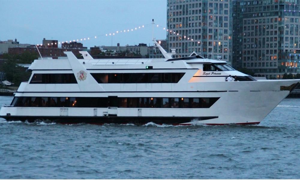 Royal Princess Yacht Charter