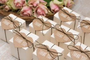 wedding favors - wedding planning nyc
